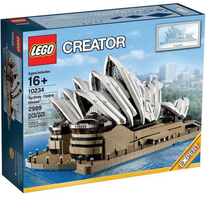 Sydney Opera Lego cr